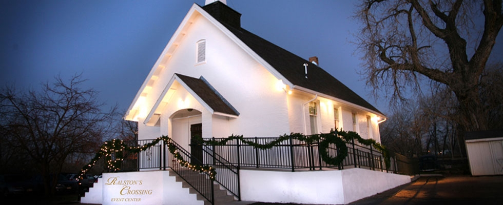 Ralston S Crossing Wedding Chapel At
