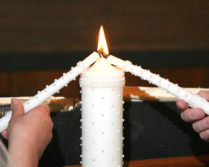 Unity Candle Ceremony