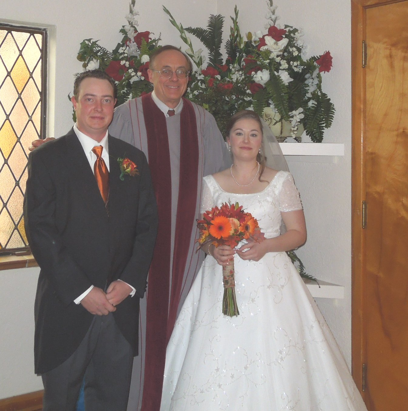 Rev Chris Mohr Renewal of Vows