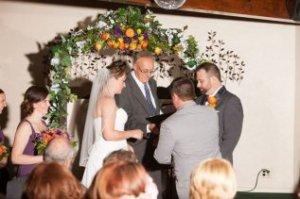 chris wedding prayer